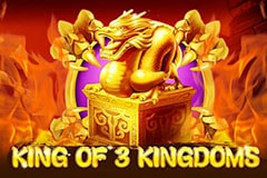 King of 3 Kingdoms Slot Game