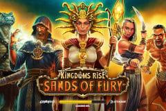Kingdoms Rise: Sands of Fury Slot Machine