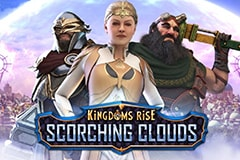 Kingdom's Rise: Scorching Clouds Slot Machine
