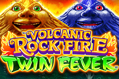 Volcanic Rock Fire Twin Fever Slot