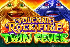 Revue de la machine à sous Volcanic Rock Fire Twin Fever