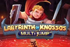 LABYRINTH of KNOSSOS - Multijump Slot Game