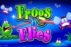 Frogs 'n Flies Slot Machine