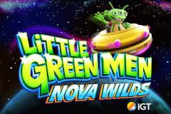 Little Green Men Nova Wilds Online Slot