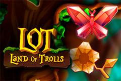 LOT Land of Trolls Slot Machine