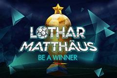 Lothar Matthaus: Be a Winner Slot Game