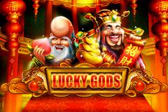 Lucky Gods Slot Machine