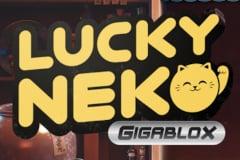 Lucky Neko: Gigablox Online Slot
