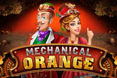 Mechanical Orange Slot Machine