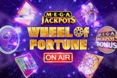 MegaJackpots Wheel of Fortune On Air Slot