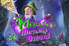 Merlin's Money Burst Slot Game