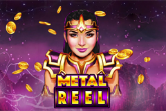 Metal Reel Slot Machine
