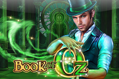 Slot machine Book of Oz