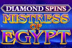Mistress of Egypt Diamond Spins Online Slot