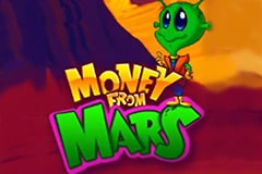 Money from Mars Slot Game
