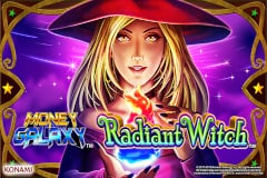 Notre avis de la machine à sous Money Galaxy : Radiant Witch