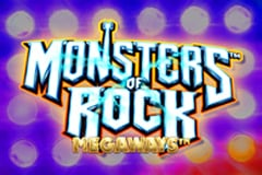 Monsters of Rock Megaways Online Slot