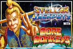 Stellar Jackpot with More Monkeys