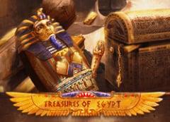 Spiele Treasures Of Egypt (MrSlotty) - Video Slots Online