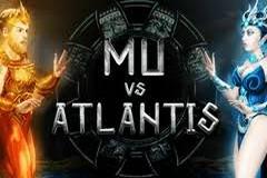 Mu vs Atlantis Slot Machine