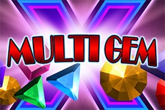 Multi Gem Slot Machine