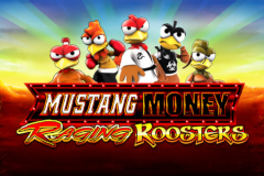 Mustang Money Raging Roosters Slot