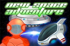 New Space Adventure Slot Machine