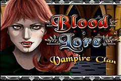 Blood Lore Vampire Clan Slot Machine