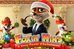 Foxin' Wins: A Very Foxin' Christmas Slot