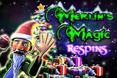 Merlin's Magic Respins - Christmas