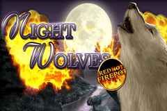 Night Wolves Red Hot Firepot Slot