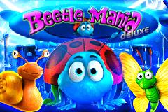 Beetle Mania Deluxe slot machine