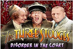 The Three Stooges: Disorder in the Court
