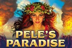 Pele's Paradise Online Slot