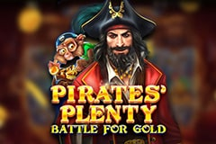 Pirates' Plenty: Battle For Gold Slot Game