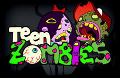 Teen Zombies Slot