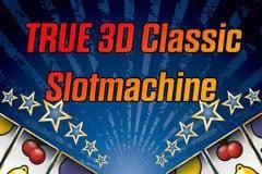 True 3D Classic Slot Machine