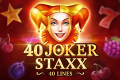 40 Joker Staxx Slot Free