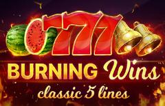 Burning Wins Slot
