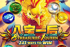 8 Treasures 1 Queen Slot