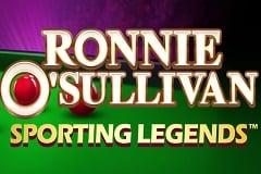 Ronnie O'Sullivan: Sporting Legends Slot