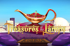 Treasures of the Lamps Slot