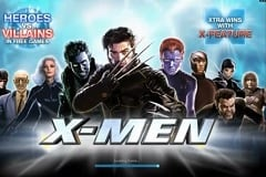 X Men Slots - Play Demo or Real Money