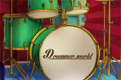 Drummer World