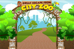 Great Escape from City Zoo