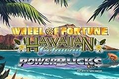 POWERBUCK$ Wheel of Fortune Hawaiian Getaway Slot Game