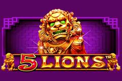 5 Lions Slot