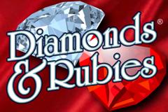 Diamonds & Rubies Pull Tab