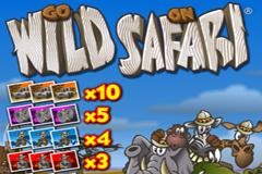 Go Wild on Safari Pull Tab