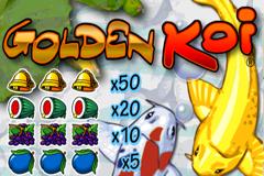 Golden Koi Pull Tab